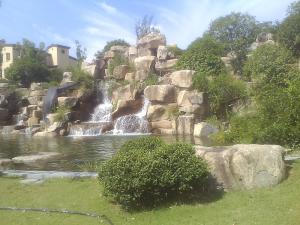 庭院假山渔池设计的方位和风水介绍