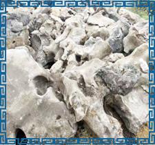 如何选购质量较好的水冲石产品