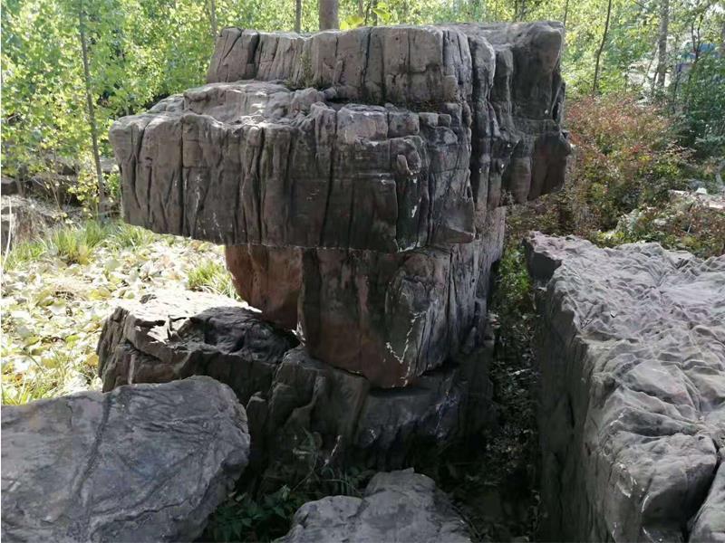 灵壁石的哪些方面与其他石种不同